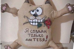 """Кавовий кіт """"Мачо"""" - ІНШІ РОБОТИ"""