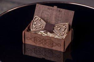 Дерев'яний  метелик - Опис