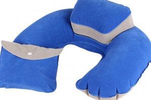 Надувна подушка підголовник для подорожей Silenta Blue - ІНШІ РОБОТИ