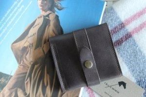 Жіночий шкіряний гаманець на застібці Jordan 025 - ІНШІ РОБОТИ