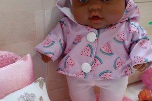 Робота Набір красивою лялькової одягу для Паола Рейну.