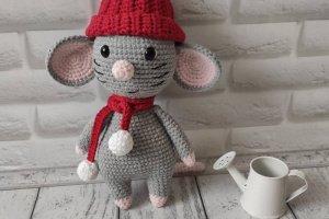 Мишка ручної роботи - ІНШІ РОБОТИ