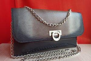Робота Жіноча сумка з натуральної шкіри ящірки
