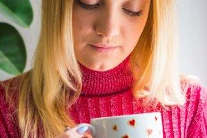 Робота Чашка для чаю 'Закохані'