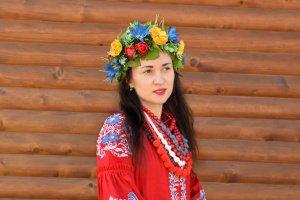Квітковий вінок, український вінок, фотосесія, пишний вінок - ІНШІ РОБОТИ