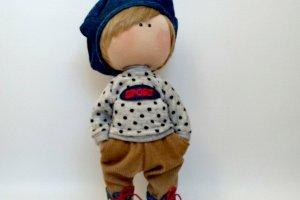 лялька хлопчик - ІНШІ РОБОТИ