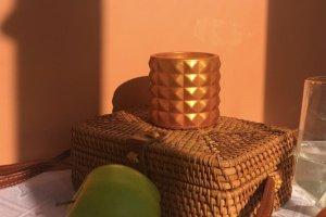 Текстурний горщик (бетон) - Опис