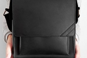 Шкіряна сумка SM-0010