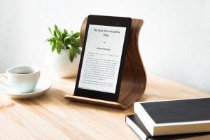 Робота Дерев'яна підставка для планшета Tablet Stand •Sign• Walnut