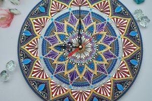 Робота годинник настінний Без цифр