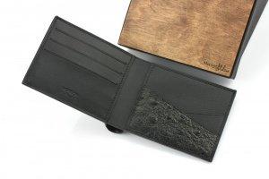 Чоловічий шкіряний гаманець, гаманець з гравіюванням - ІНШІ РОБОТИ