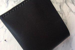Шкіряний чоловічий гаманець - ІНШІ РОБОТИ