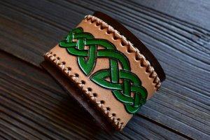 Робота Браслет з кельтським орнаментом (3)