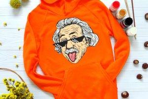 Робота Худі Ейнштейн ручний розпис