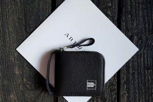 Робота Чорний міні жіночий гаманець