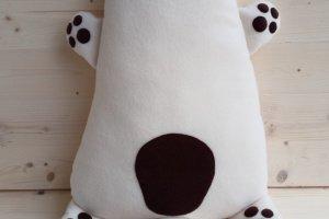 Подушка - іграшка Кіт (темні цятки)