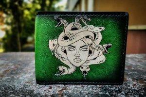 Робота Кожний зелений гаманець Медуза Горгона