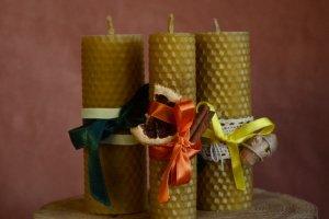 Свічки противірусні (евкаліпт, лимон, імбир та ін.) - ІНШІ РОБОТИ
