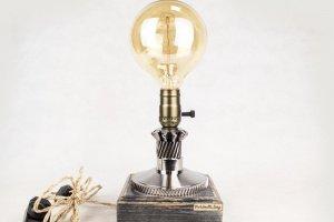 Настільна лампа Pride&Joy Industrial 13W - ІНШІ РОБОТИ