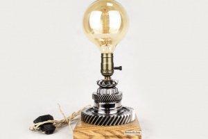 Робота Настільна лампа pride&joy industrial із авто-деталей 14LI