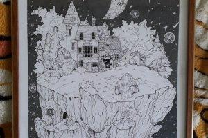"""Острів """"Місяць"""""""