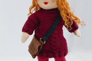 Лялька ручної роботи на замовлення - ІНШІ РОБОТИ