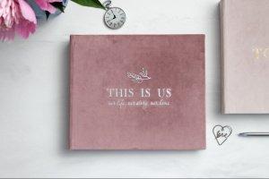Робота Рожевий весільний альбом