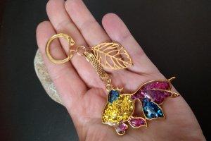 Брелок для ключів Золота рибка