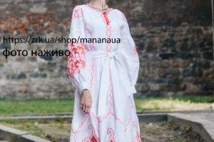 Вишита жіноча сукня в техніці рішельє весільне вбрання - ІНШІ РОБОТИ