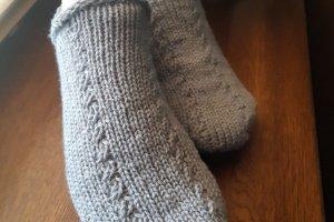 в'язані шкарпетки - ІНШІ РОБОТИ
