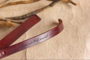 Шкіряні браслети Boho - Опис