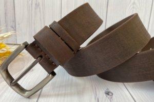 Сильний коричневий ремінь під джинси - ІНШІ РОБОТИ