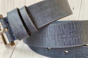 Брутальний ремінь під джинси - Опис