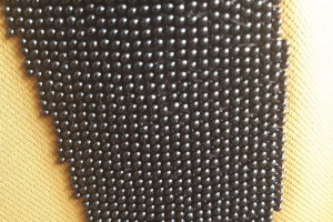 Чудове вишитий вручну плаття, гірчичне плаття - Опис