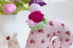 """Равлик Тільда  рожевий """"Троянда"""" - ІНШІ РОБОТИ"""