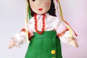 Лялька українка в національному костюмі - ІНШІ РОБОТИ