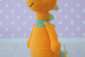 Робота Іграшка Динозавр