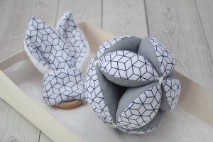 Подарунки для дитини -  Мяч і гризунець