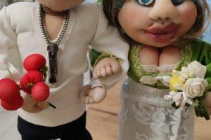 Лялька з фото - ІНШІ РОБОТИ