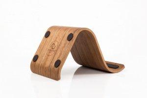 Дерев'яна підставка для планшета •Sign• Daniellia - Опис