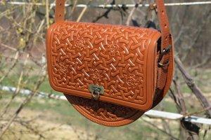 Робота сумка   жіноча Роксолана рижа