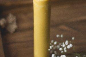 Робота Свічка із бджолиного воску