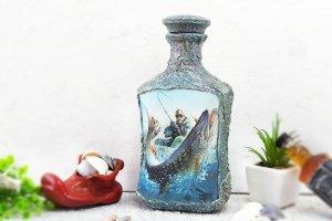 пляшка подарункова - ІНШІ РОБОТИ