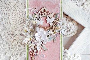 Весільна листівка - ІНШІ РОБОТИ