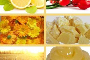 Крем для рук Лимонний пунш - Опис