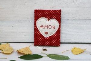 """Блокнот """"Amor"""" - ІНШІ РОБОТИ"""