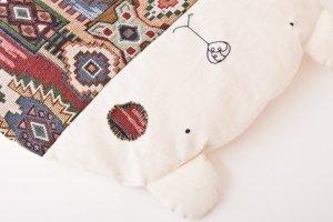 Декоративная подушка мишка - Опис