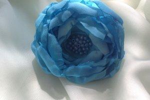 Резинка блакитна