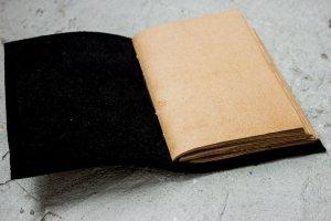 Travellers Notebook - шкіряний блокнот. (А6) - Опис