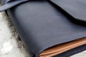 Longer travellers notebook - Опис